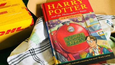 Книга о Гарри Поттере поможет отцу оплатить обучение дочери: чем уникальное издание