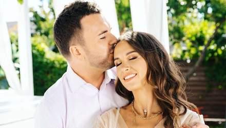 Григорій Решетник з дружиною святкують 10 річницю одруження: архівні фото з весілля