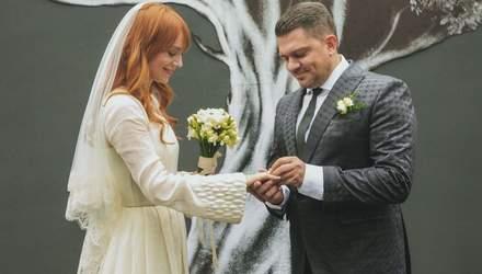 Таємний розпис та весільна фотосесія: Світлана Тарабарова показала ексклюзивні фото з коханим