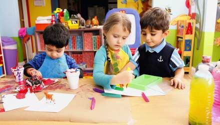 Как будут работать детские сады в октябре: ответ Шкарлета