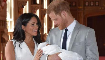 Меган Маркл и принц Гарри рассказали о первых шагах малыша Арчи