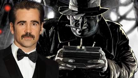 """Колін Фаррелл шокував своїм виглядом у новому """"Бетмені"""": фото зі зйомок"""