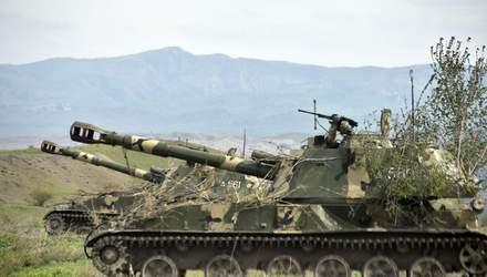 """Конфлікт у Нагірному Карабасі: """"репетиція"""" великої війни між Росією й НАТО"""