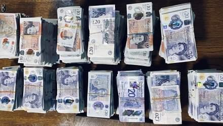 127 тысяч фунтов стерлингов черновчанин хотел тайно провезти в Украину: чем это завершилось