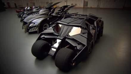 Темний Лицар на дорогах: як змінювалися автомобілі Бетмена в кіно