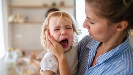 Какие действия родителей провоцируют детские истерики: объяснение психолога