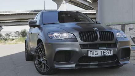 Big Test вживаного BMW X5: авто, що любить гроші