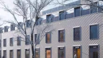 В историческом центре Киева под видом бизнес-центра построили жилой дом