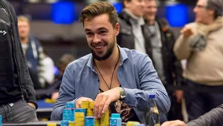 Немецкий покерист продемонстрировал характер и выиграл 317 тысяч долларов