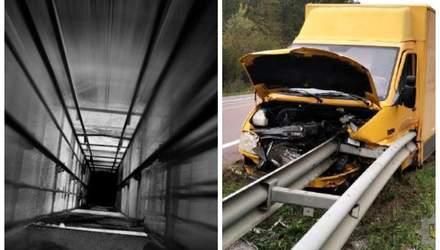 Падіння ліфту з медиками, відбійник вбив водія на Рівненщині – Резонанс