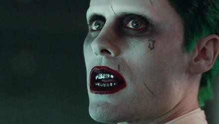 Джаред Лето повернеться до ролі Джокера: в якій стрічці зіграє актор