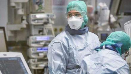 В Івано-Франківську критична ситуація: усі місця для хворих на COVID-19 заповнені