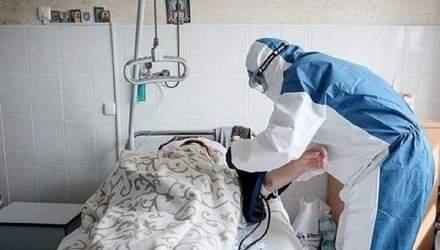 У всіх регіонах України COVID-лікарні заповнені на понад 50%: де найважча ситуація