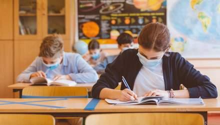 У Києві після канікул дистанційно працюватимуть лише 7 шкіл, інші навчатимуть дітей очно