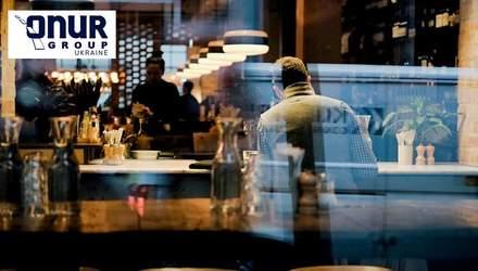В Україні народжуються інновації: як виглядають розумні столи для ресторанів з майбутнього