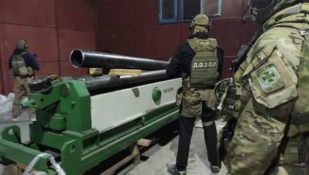 Контрабандисти перевозили 122 кілограми кокаїну у верстаті: чим це закінчилось