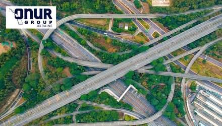 Забути про погані дороги: Onur Group вже майже 40 років реалізує проєкти на трьох континентах