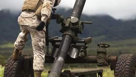 """Техніка війни: Модернізація скандального міномета """"Молот"""". Новий безпілотник """"Сокіл-300"""""""