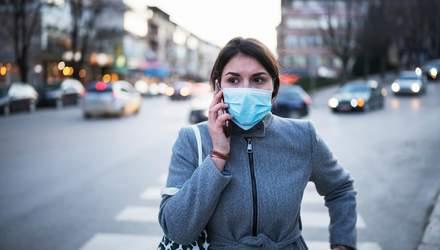 Штрафи за відсутність маски: як реагують українці – відео