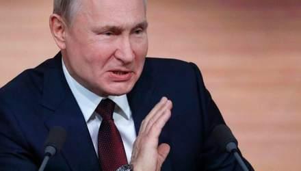 Путін не піде через вмовляння, – Бутусов про переговори щодо Донбасу