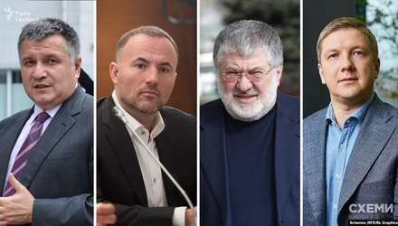 """Високопосадовці таємно зустрічаються з бізнесменами, попри обіцянку Зеленського, – """"Схеми"""""""
