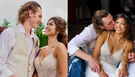 Наречений випадково вдарив наречену на весіллі: як це трапилося – відео