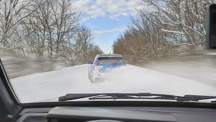 В Україну прийшла справжня зима: як поводитися на дорогах