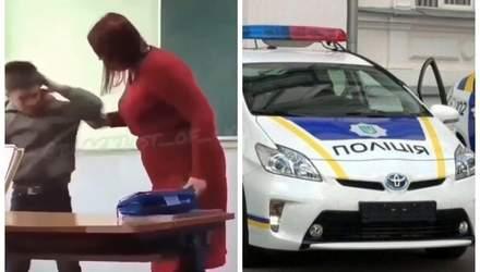 Вчителька побила школяра, поліцейські збили жінку на переході – Ти дивись