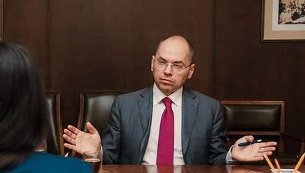 Когда ждать вакцину в Украине и хватит ли денег на зарплаты медикам: интервью со Степановым