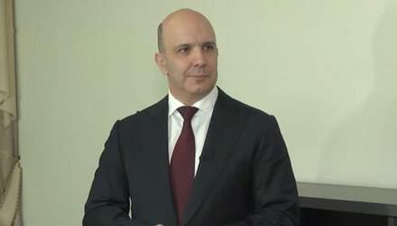 """Про гроші в """"Сбербанку"""" та справу НАБУ проти дружини: ексклюзивне інтерв'ю з Абрамовським"""