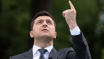 Манипуляция или политическая технология: почему Зеленского назвали разочарованием года
