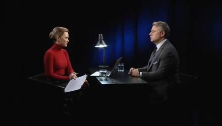 """Про захмарні премії, конфлікт з Коломойським та збитки в """"Нафтогазі"""": інтерв'ю з Вітренком"""