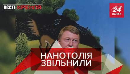 """Вєсті Кремля. Слівкі: Рокировки в """"Роснано"""". Треш-стріми"""
