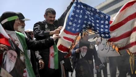 """""""Великий сатана"""" Америка: що чекає на Іран з приходом Байдена"""