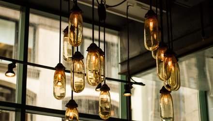 Як зробити гарний світильник зі старих, непотрібних речей: фото