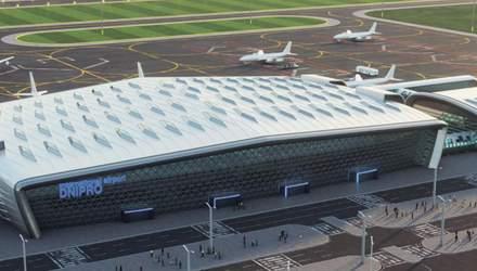 Тендер на будівництво аеродрому в Дніпрі виграла фірма тестя Насірова