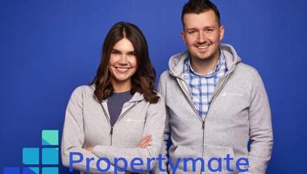Український стартап Propertymate залучив мільйон доларів інвестицій від венчурного фонду