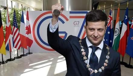 Зеленський проти G7: дивна поведінка української влади в бік західних партнерів