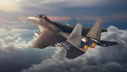Перший політ новітнього винищувача Boeing F-15EX – Техніка війни