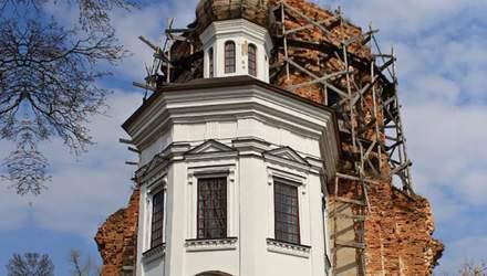 Побудував ще гетьман Іван Мазепа: ПЦУ відновить храм на Чернігівщині