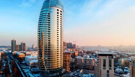 Столичний Taryan Towers визнано кращим проєктом висотного ЖК у світі за підсумками 2020 року