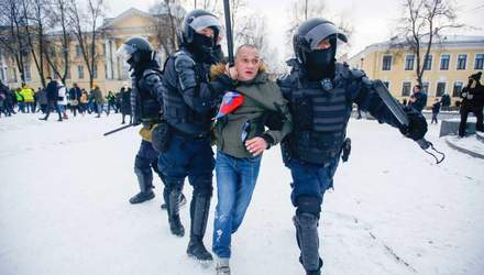 Перерва війни з народом: навесні акції проти Путіна в Росії посиляться