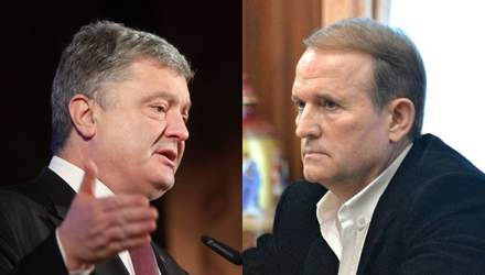 Порошенко сприяв Медведчуку не лише в галузі палива, – Лещенко