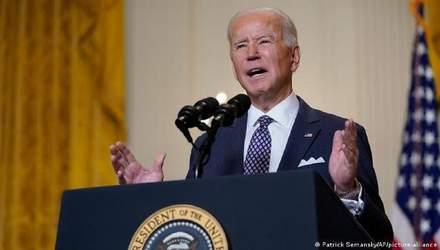Президент США Байден вперше виступив на глобальній арені – Голос Америки
