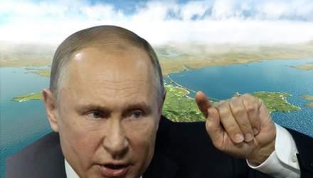 Загарбницькі апетити Путіна: повзуча окупація Криму почалась ще в кінці ХХ століття