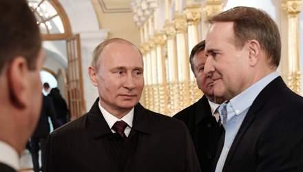 Кремль не зможе проігнорувати санкції проти Медведчука, – Орешкін