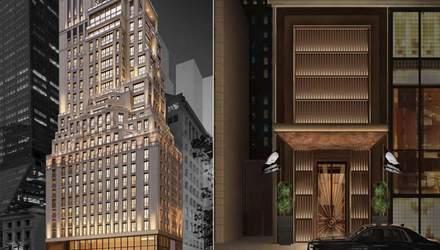 Рух вгору: житлова надбудова на історичному Манхеттені – фото