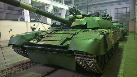 Збройні сили України отримали нову партію відремонтованих танків Т-72 – Техніка війни