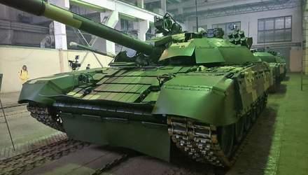 Вооруженные силы Украины получили новую партию отремонтированных танков Т-72 – Техника войны