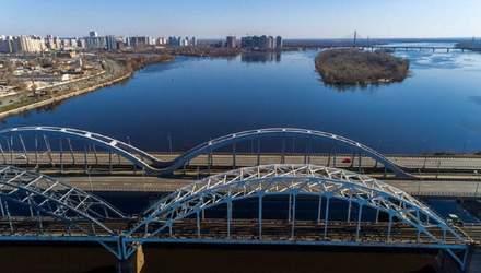 У КМДА попередили про можливі затримки будівництва Дарницького мосту